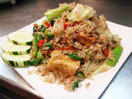 Spicy Fried Rice Jae
