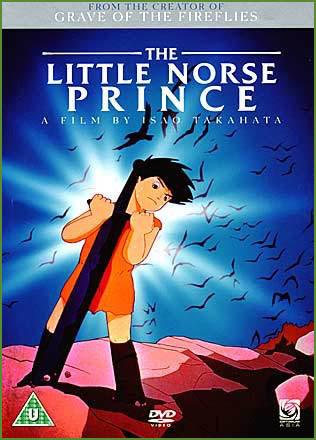 Poster do filme Horus: O Príncipe do Sol