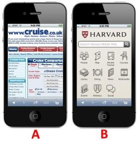 Tasarım, mobil SEO'da önemli bir rol oynar.