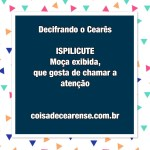 Decifrando o Cearês