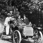O primeiro automóvel do Ceará
