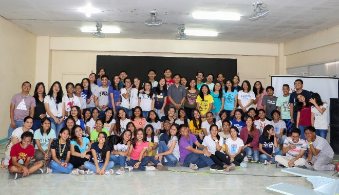 MBCFI goes to Bicol University!