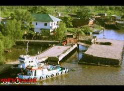 Aktifitas Kerja, Jembatan Barito, Batola, Kalsel