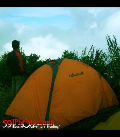 Puncak Gunung Halau-Halau (17 Agustus)