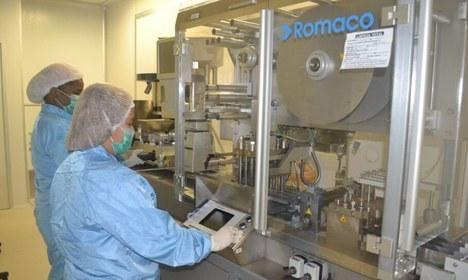 Laboratório Químico Farmacêutico da Marinha Foto: Ministério da Defesa
