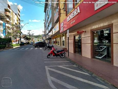 SiteBarra+Barra+de+Sao+Francisco+pandemia coronavirus cidade vazia (16)0