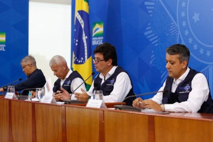 Governo fecha primeiro contrato com empresa brasileira para aquisição de respiradore