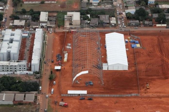 MEC repassa R$ 4 milhões para construção de hospital de campanha em Sergipe