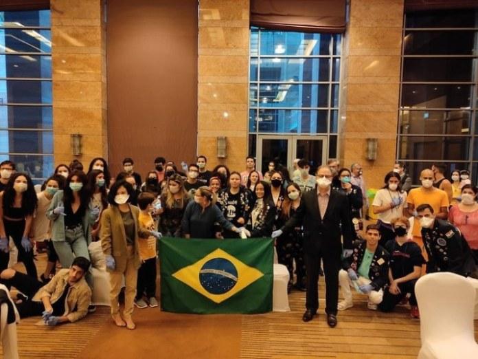 Mais de 13 mil brasileiros já retornaram ao Brasil com a ajuda do Itamaraty
