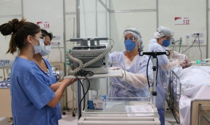 377 profissionais de saúde já estão atuando no combate ao novo coronavírus em Manaus