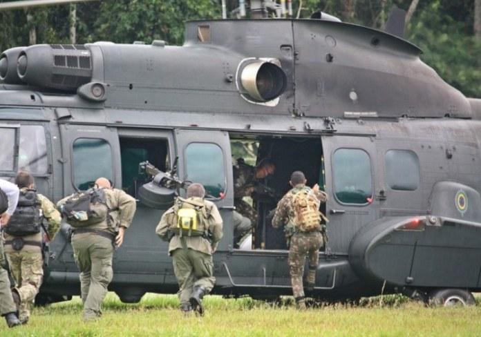 Operação Verde Brasil 2 previne crimes ambientais na Amazônia Legal