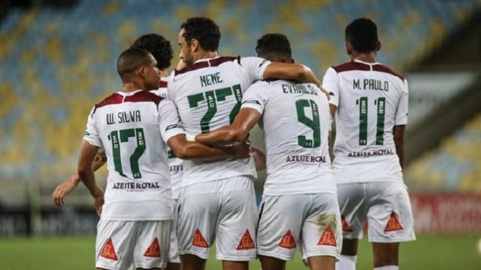Fluminense quebra jejum e vence os reservas do Vasco no Maracanã