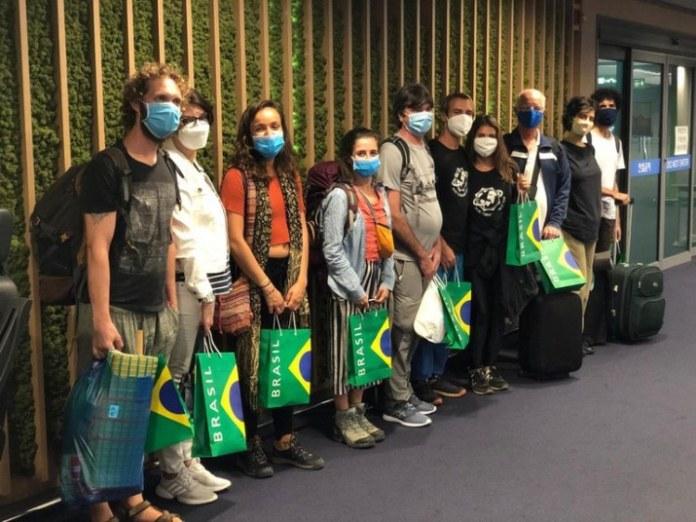 Mais de 25 mil brasileiros já foram repatriados desde o início da pandemia