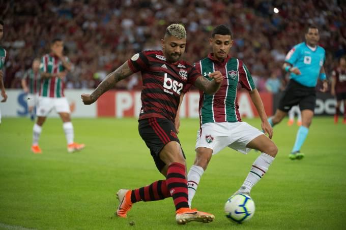 Flamengo busca hoje título de campeão da Taça Rio e Carioca contra o Fluminense