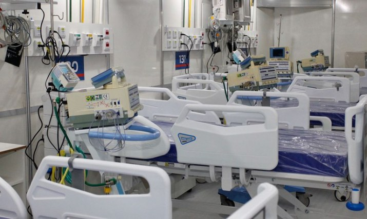 Governo Federal entrega mais de 6,4 mil ventiladores pulmonares