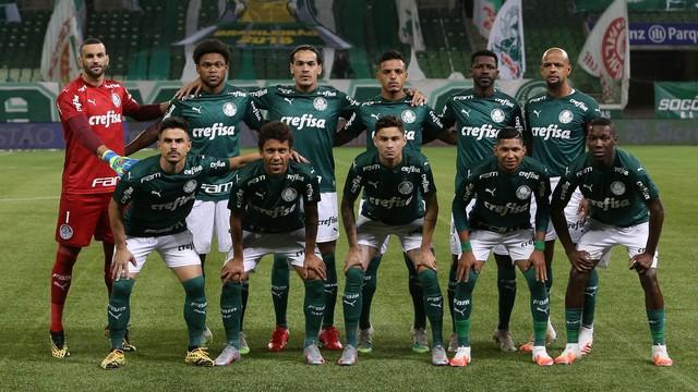 Palmeiras passa pelo Santo André e está na semifinal do Paulistão 2020