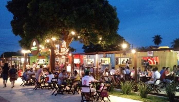 Governo aprova R$ 22,6 milhões para modernização de corredor gastronômico em Campo Grande (MS)