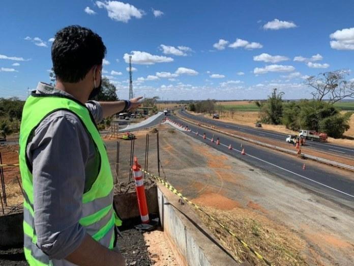 Governo Federal inaugura obra em rodovia de Minas Gerais
