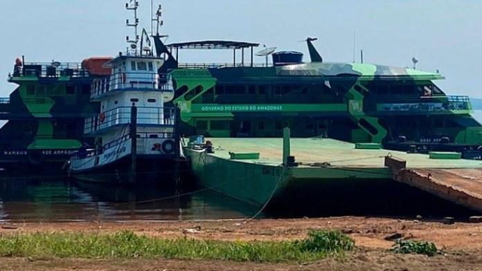 MJSP entrega a primeira base fluvial do Programa Vigia na Amazônia Legal