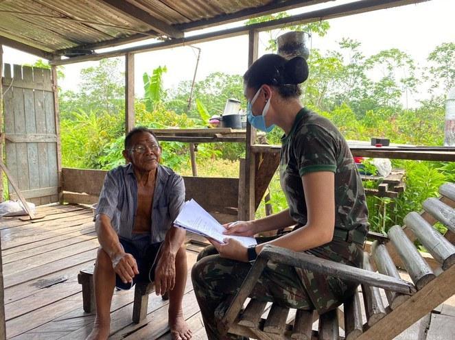 Mais de três mil indígenas no Acre recebem atendimento