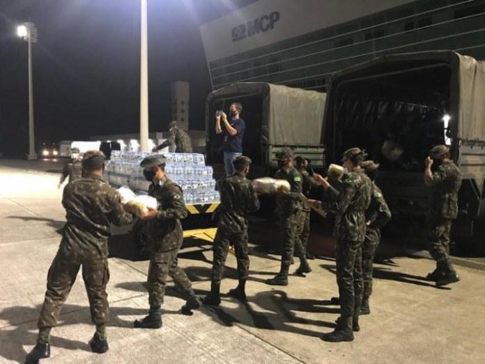 Eletricidade foi restabelecida em 10 municípios do Amapá