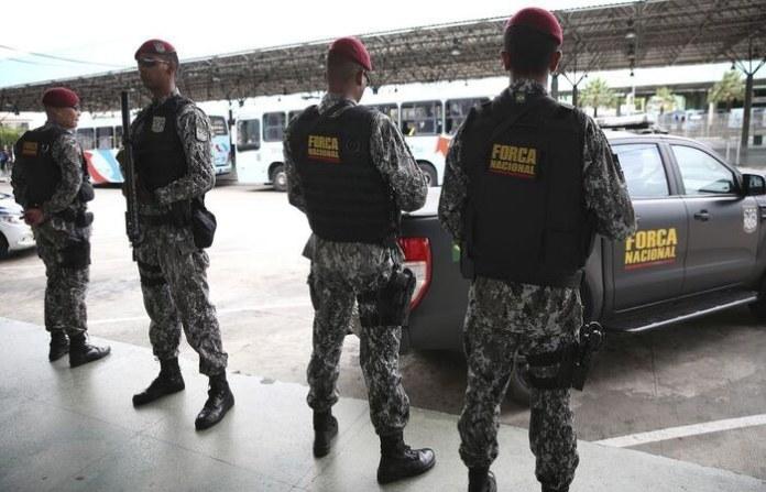 Força Nacional reforça Operação Verde Brasil 2