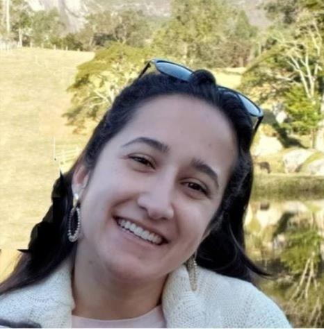 Ana Paula morreu em um acidente na BR-101, em Anchieta — Foto: Reprodução/ Facebook