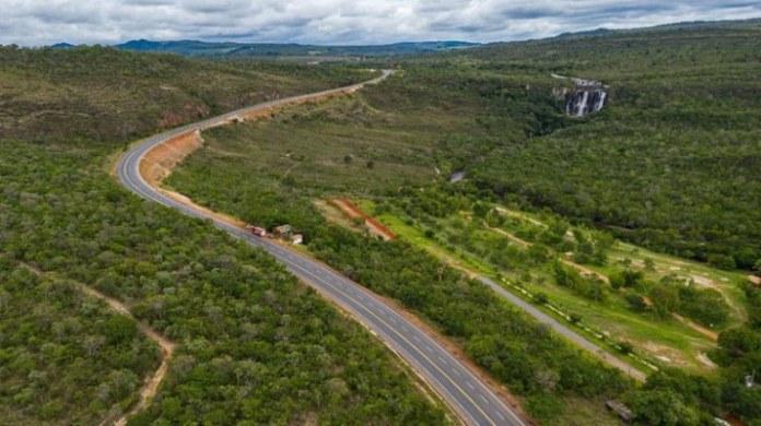 Governo conclui restauração de 17 quilômetros na BR-414/GO