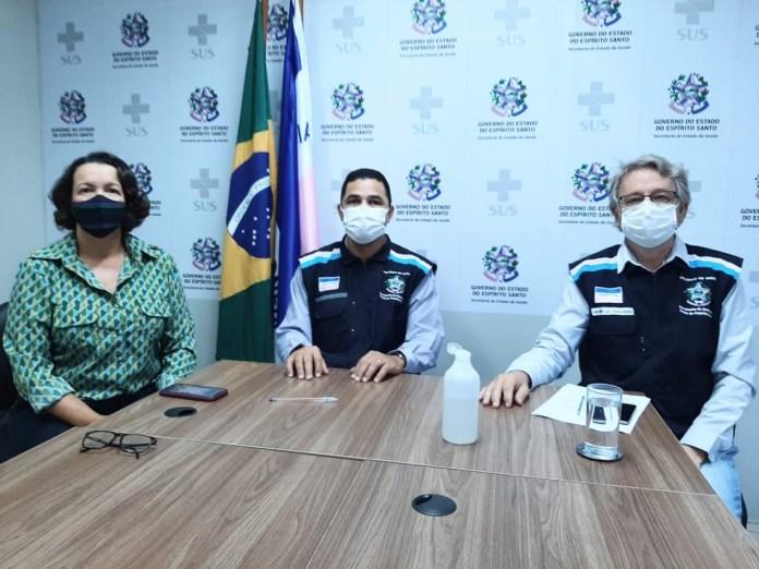 Secretaria de Saúde divulga resultado de inquérito sorológico escolar no ES — Foto: Divulgação/ Sesa