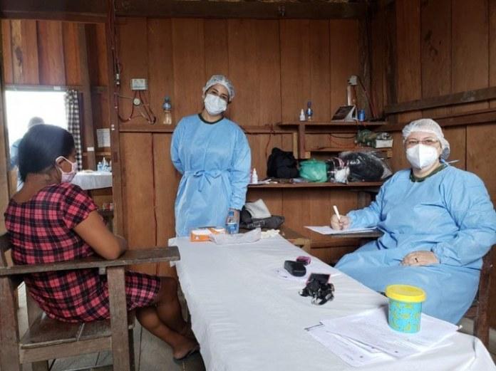 Missão Guamá Tocantins atende nove aldeias no Pará