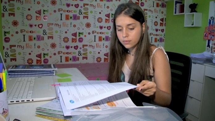 Estudante do ES conta rotina de preparação para o Enem