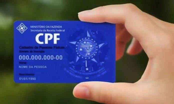 Cidadão pode utilizar canais virtuais da Receita Federal para regularizar CPF