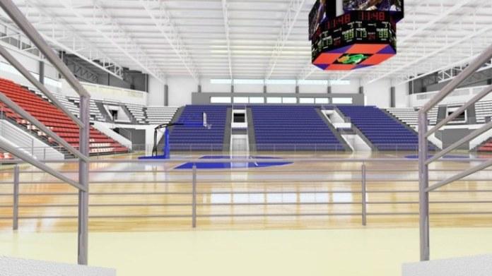 Convênio viabiliza construção de arena poliesportiva em Bauru (SP)