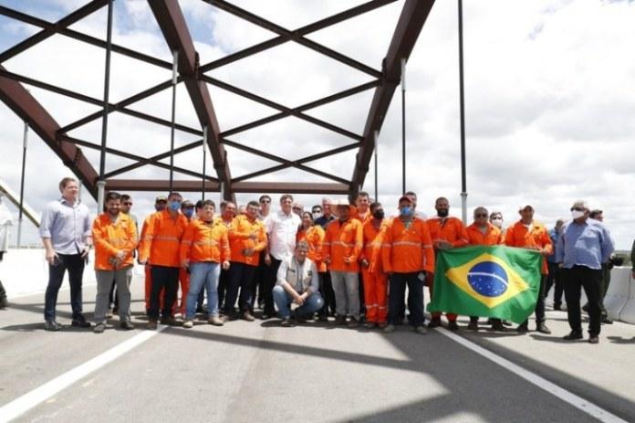 Sergipe e Alagoas contam com uma nova rota para travessia no Rio São Francisco