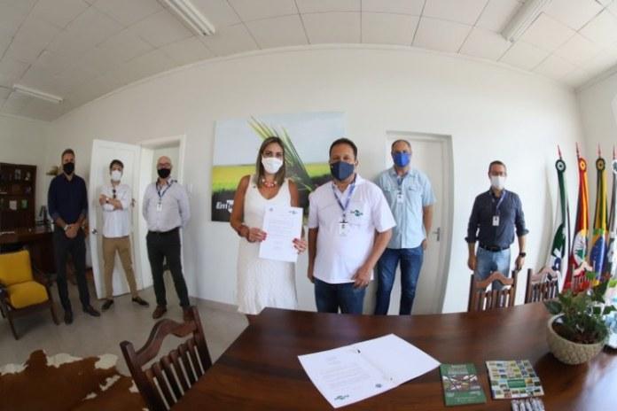 Assinado acordo para a instalação de Parque Tecnológico Agropecuário