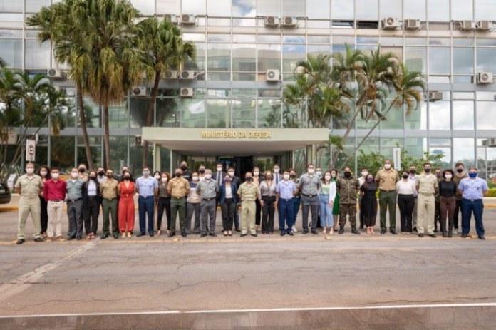 Centro de Comunicação Social da Defesa é inaugurado em Brasília (DF)