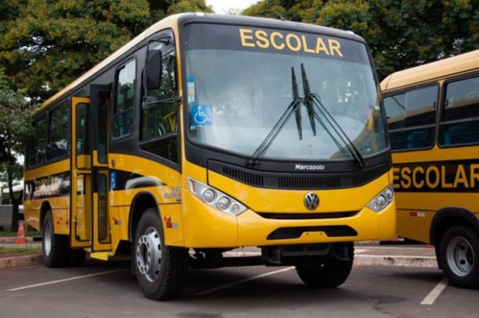 FNDE repassa 70 milhões para o transporte escolar
