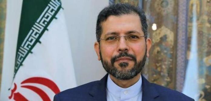 Saeed Khatibzadeh, porta-voz da Chancelaria iraniana