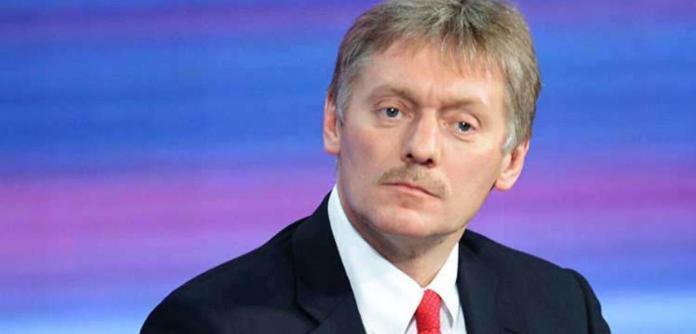 Dimitri Peskov, porta-voz do Kremlin