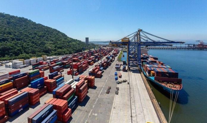 Setor portuário movimentou 1,151 bilhão de toneladas em 2020