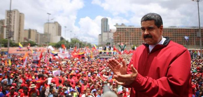 O 19 de Abril marca o Dia da Solidariedade com a Venezuela