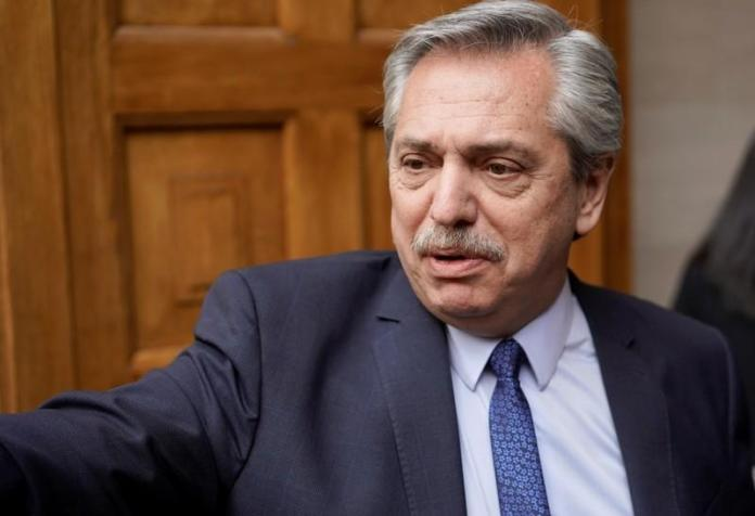 Presidente da Argentina, Alberto Fernández