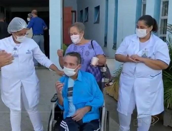 Mãe reencontrou em hospital do ES o filho desaparecido há 10 anos