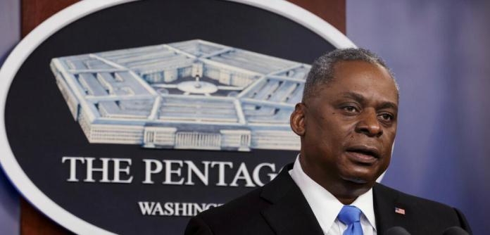 Lloyd Austin, secretário da Defesa dos EUA