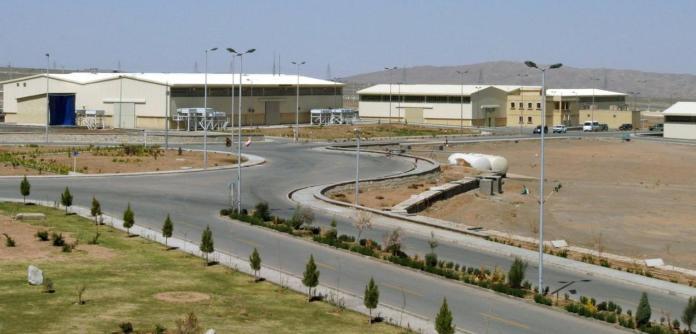 Instalação de enriquecimento de urânio, Natanz, Irã