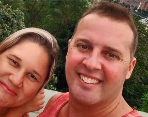Enfermeira foi morta a tiros pelo marido na frente da filha