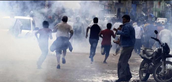 Confrontos na Bolívia durante golpe contra Evo Morales