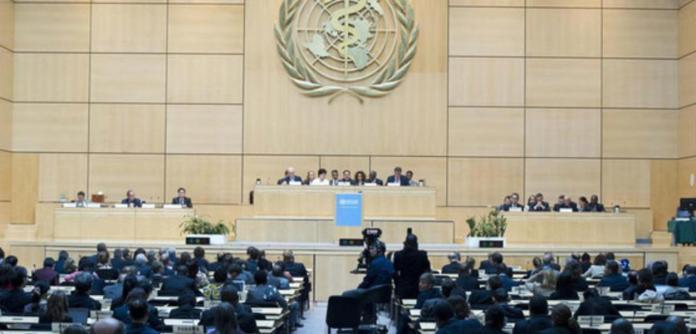 Assembleia Mundial de Saúde