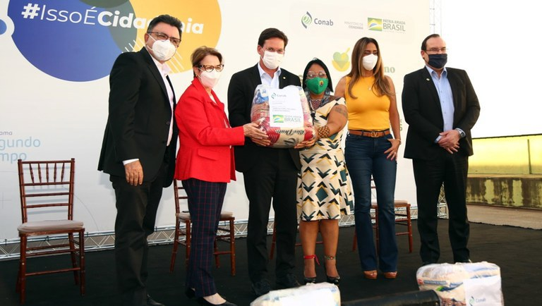 Novas cestas de alimentos serão distribuídas a 15 etnias indígenas