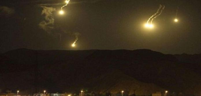 Ataque de Israel à Síria